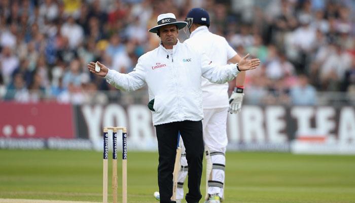 Cricket Schiedsrichter