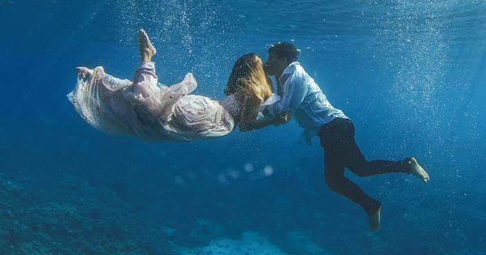 Tipps zum Fotografieren unter Wasser