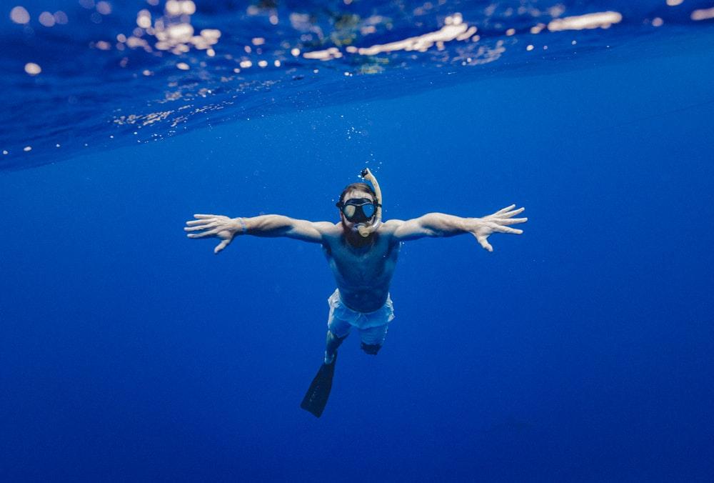 erstaunliche Unterwasserfotografie
